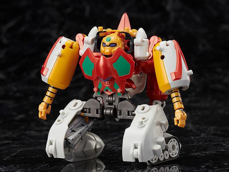 ダイナミックチェンジ 新ゲッターロボ-008