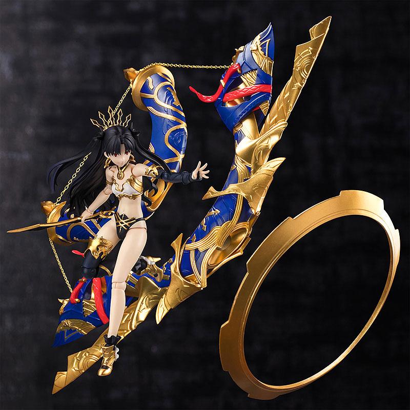 4インチネル Fate/Grand Order アーチャー/イシュタル アクションフィギュア-001