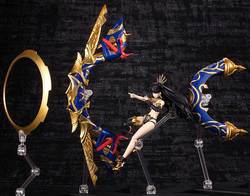 4インチネル Fate/Grand Order アーチャー/イシュタル アクションフィギュア-003
