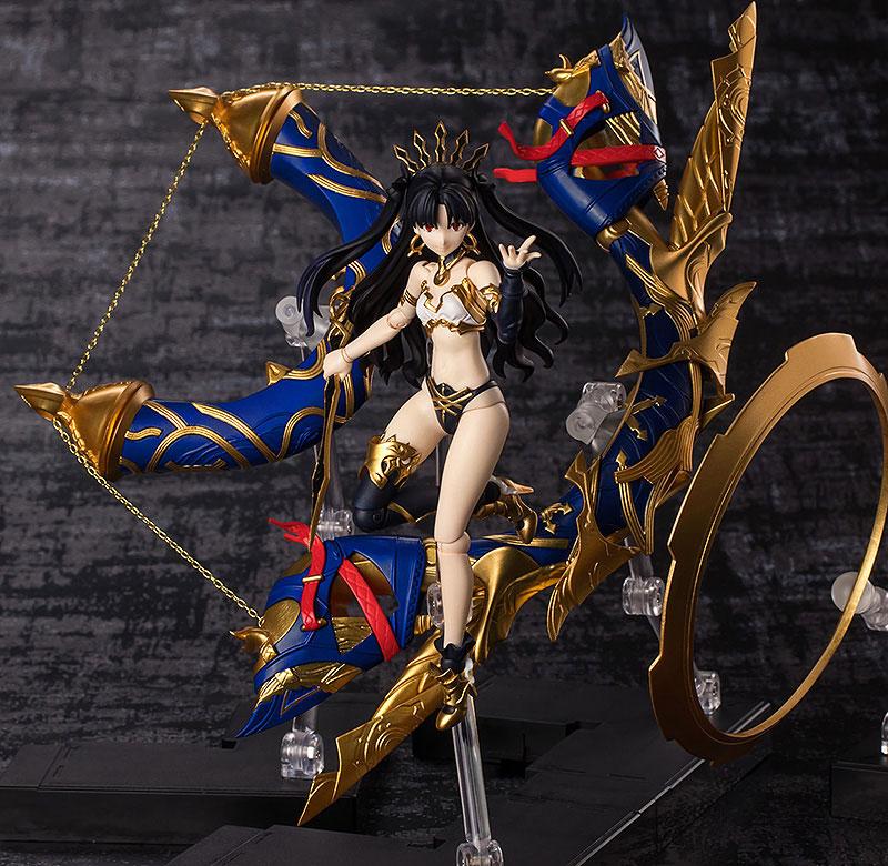 4インチネル Fate/Grand Order アーチャー/イシュタル アクションフィギュア-005