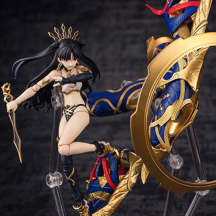 4インチネル Fate/Grand Order アーチャー/イシュタル アクションフィギュア-008