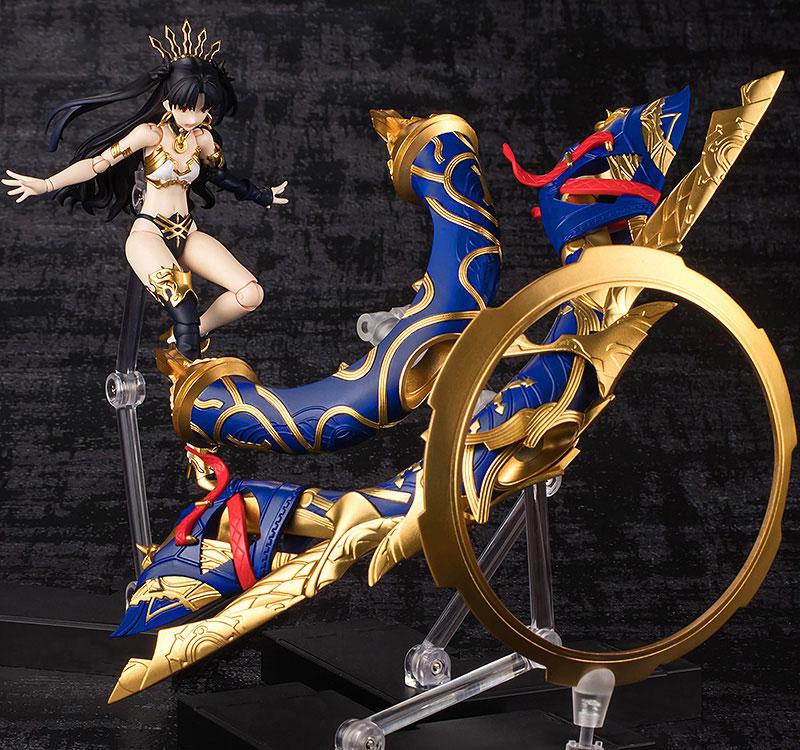 4インチネル Fate/Grand Order アーチャー/イシュタル アクションフィギュア-009