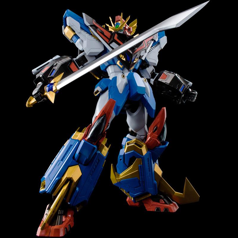 "METAMOR-FORCE ""BARI""ATION『超重神グラヴィオン|ゴッドグラヴィオン』可動フィギュア-001"