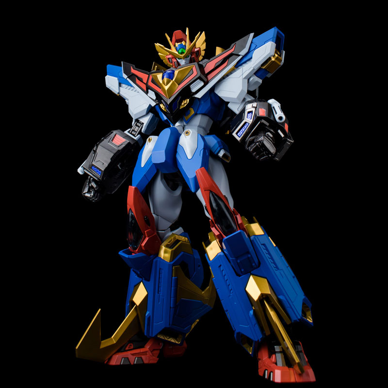 "METAMOR-FORCE ""BARI""ATION『超重神グラヴィオン|ゴッドグラヴィオン』可動フィギュア-002"