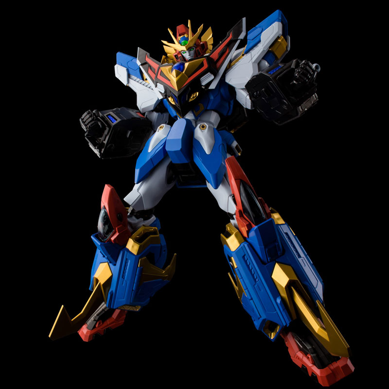"METAMOR-FORCE ""BARI""ATION『超重神グラヴィオン ゴッドグラヴィオン』可動フィギュア-003"