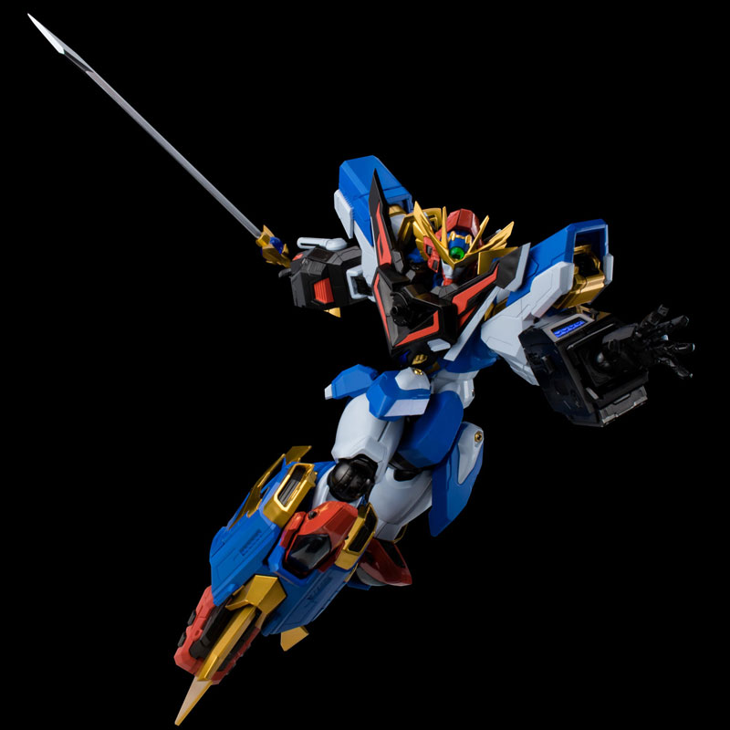 "METAMOR-FORCE ""BARI""ATION『超重神グラヴィオン|ゴッドグラヴィオン』可動フィギュア-005"