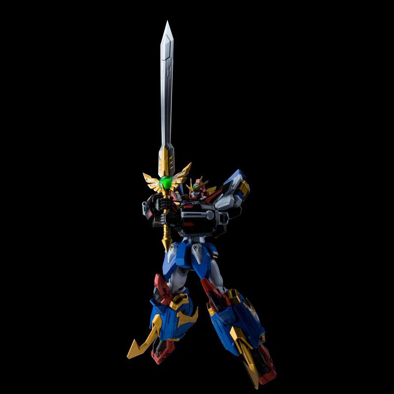 "METAMOR-FORCE ""BARI""ATION『超重神グラヴィオン|ゴッドグラヴィオン』可動フィギュア-006"