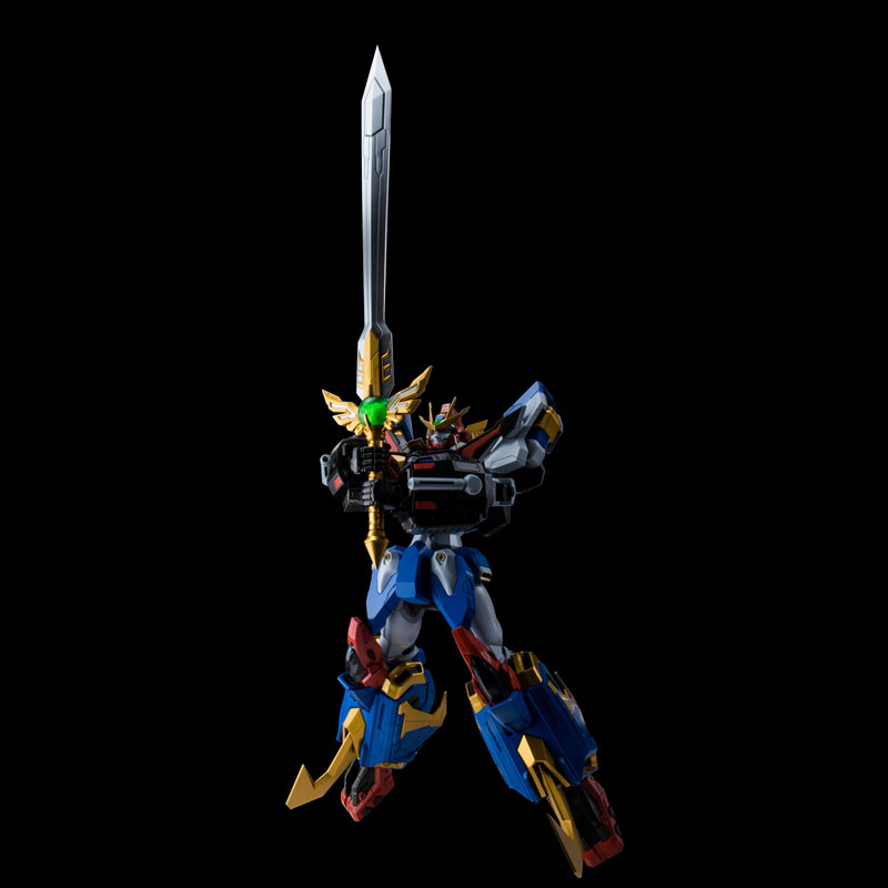 "METAMOR-FORCE ""BARI""ATION『超重神グラヴィオン ゴッドグラヴィオン』可動フィギュア-006"