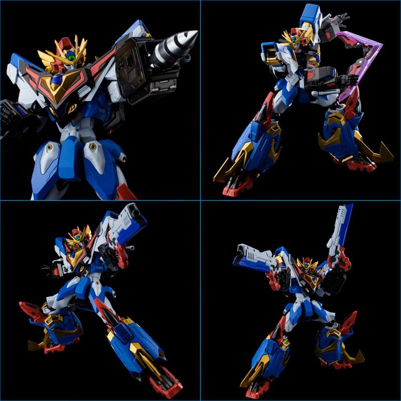 "METAMOR-FORCE ""BARI""ATION『超重神グラヴィオン|ゴッドグラヴィオン』可動フィギュア-008"