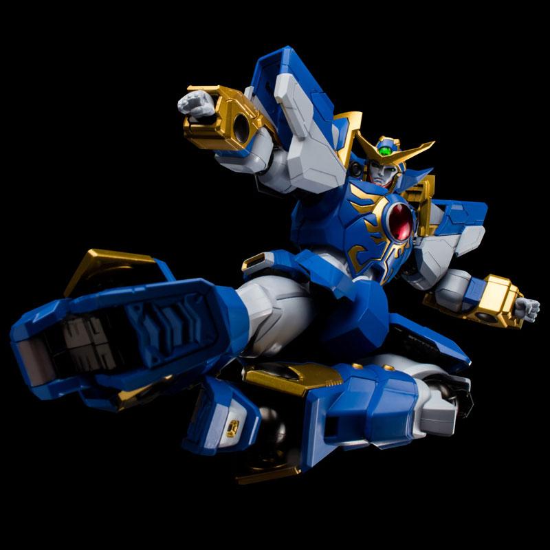 "METAMOR-FORCE ""BARI""ATION『超重神グラヴィオン|ゴッドグラヴィオン』可動フィギュア-011"