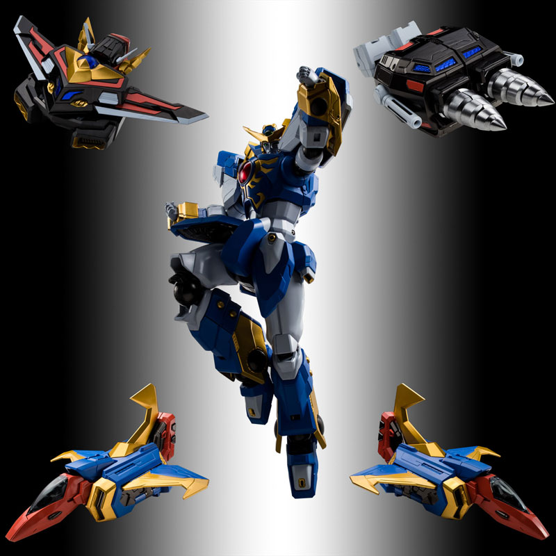 "METAMOR-FORCE ""BARI""ATION『超重神グラヴィオン|ゴッドグラヴィオン』可動フィギュア-012"