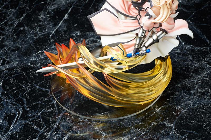 Fate/kaleid liner プリズマ☆イリヤ 3rei!! イリヤ/セイバー 1/7 完成品フィギュア-002