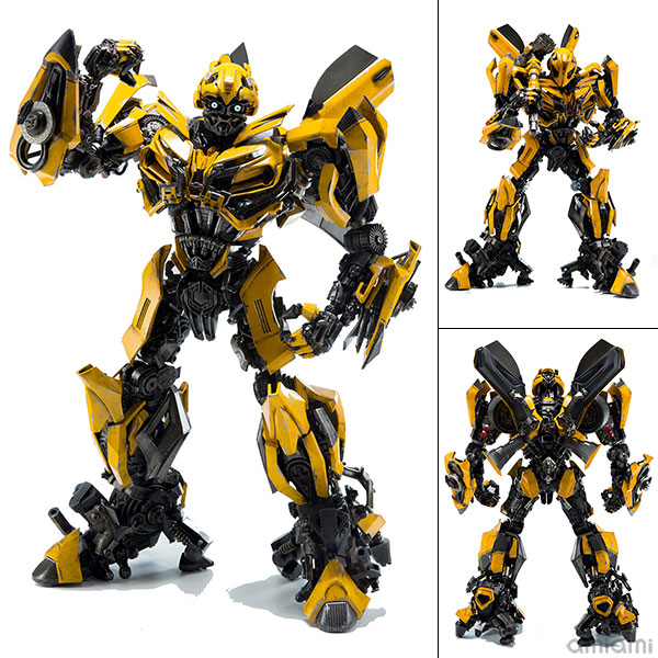 Transformers:The Last Knight BUMBLEBEE『トランスフォーマー/最後の騎士王 バンブルビー』可動フィギュア