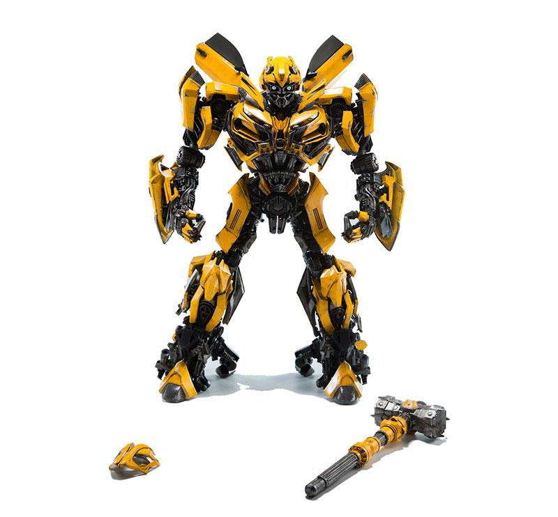 Transformers:The Last Knight BUMBLEBEE『トランスフォーマー/最後の騎士王|バンブルビー』可動フィギュア-001