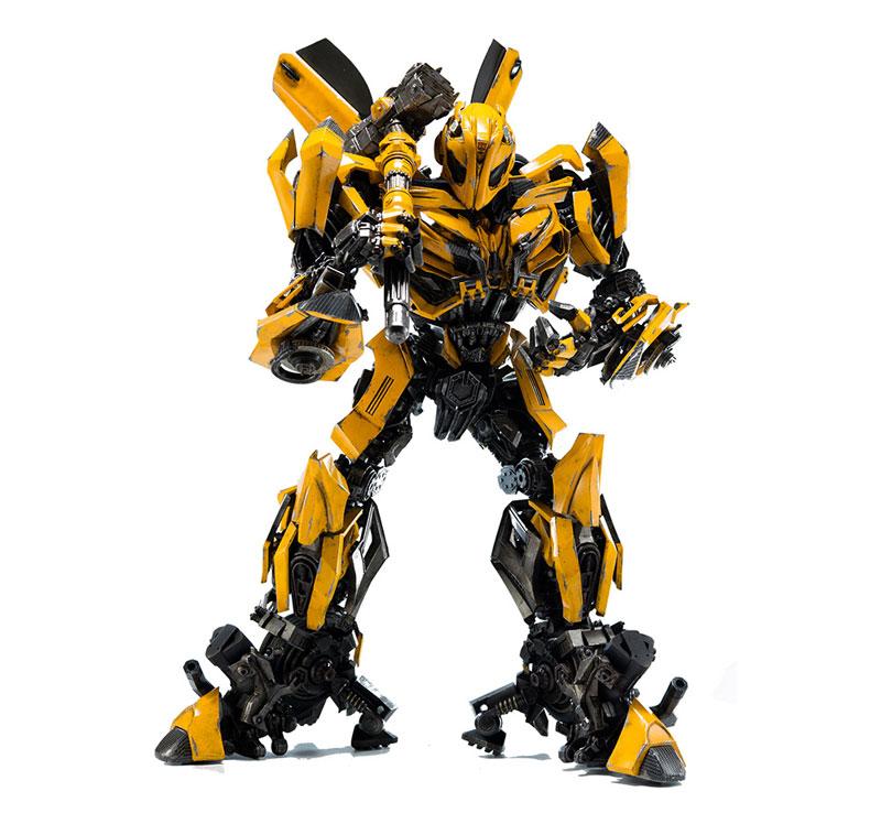 Transformers:The Last Knight BUMBLEBEE『トランスフォーマー/最後の騎士王|バンブルビー』可動フィギュア-003