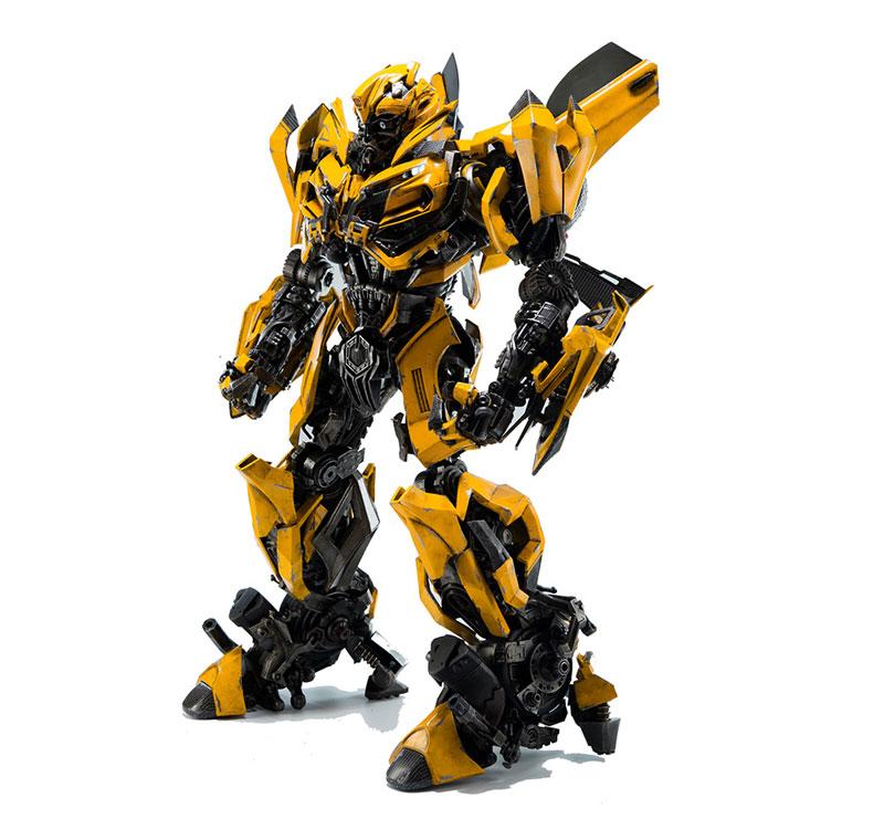 Transformers:The Last Knight BUMBLEBEE『トランスフォーマー/最後の騎士王|バンブルビー』可動フィギュア-005
