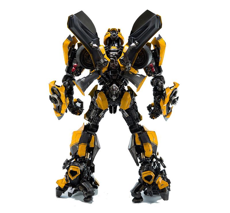 Transformers:The Last Knight BUMBLEBEE『トランスフォーマー/最後の騎士王|バンブルビー』可動フィギュア-007