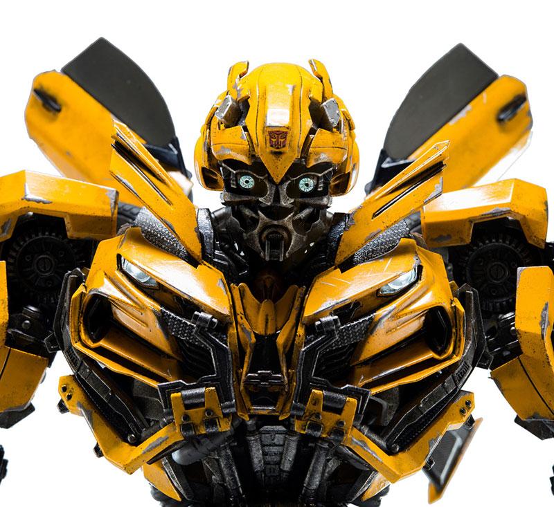 Transformers:The Last Knight BUMBLEBEE『トランスフォーマー/最後の騎士王|バンブルビー』可動フィギュア-009