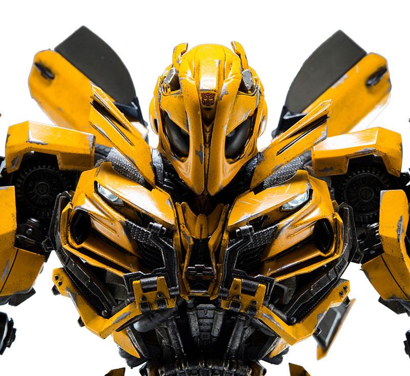 Transformers:The Last Knight BUMBLEBEE『トランスフォーマー/最後の騎士王|バンブルビー』可動フィギュア-010