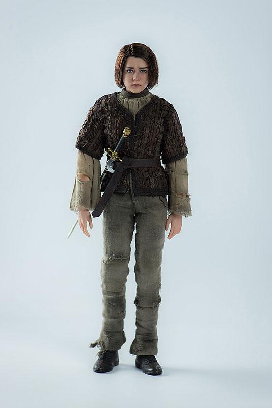 Game of Thrones ARYA STARK『ゲーム・オブ・スローンズ|アリア・スターク』1/6 可動フィギュア-003
