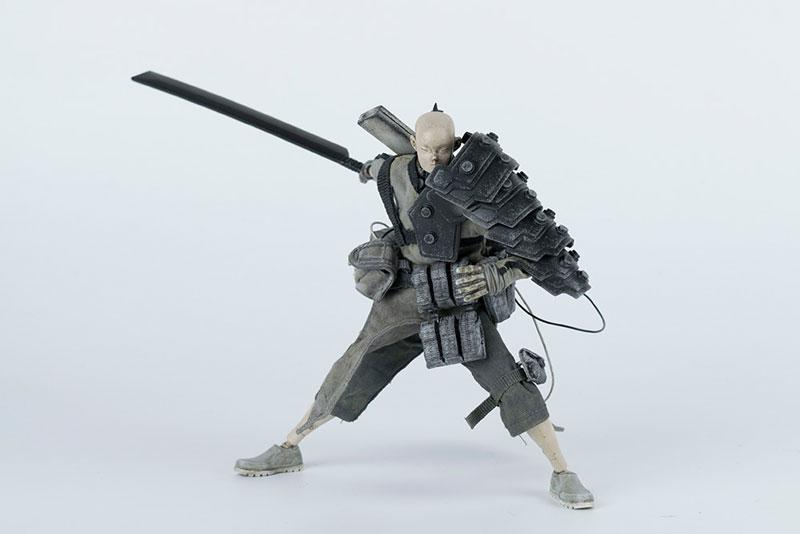 POPBOT(ポップボット)『AP SHOGUN TK TSUKI(AP ショーグンTK・ツキ)』1/12 可動フィギュア-001
