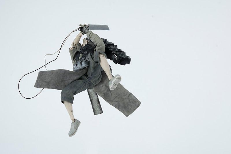 POPBOT(ポップボット)『AP SHOGUN TK TSUKI(AP ショーグンTK・ツキ)』1/12 可動フィギュア-004