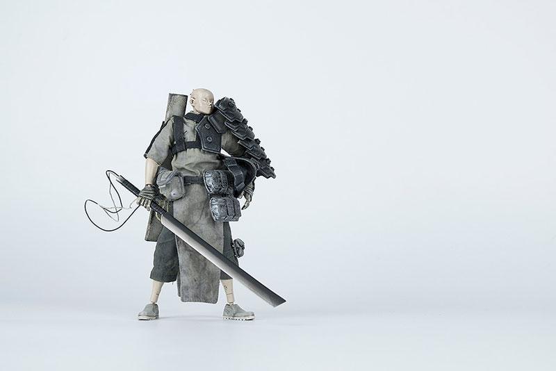 POPBOT(ポップボット)『AP SHOGUN TK TSUKI(AP ショーグンTK・ツキ)』1/12 可動フィギュア-005