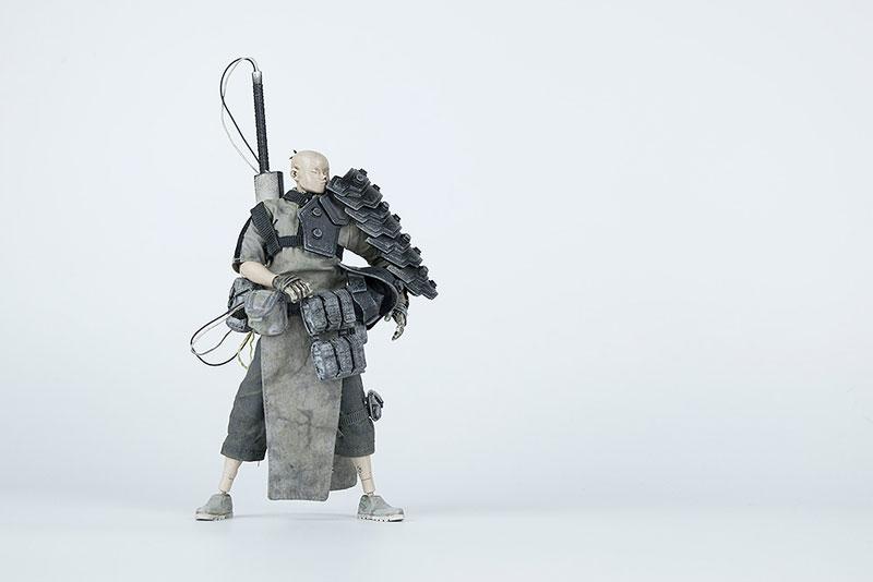 POPBOT(ポップボット)『AP SHOGUN TK TSUKI(AP ショーグンTK・ツキ)』1/12 可動フィギュア-006