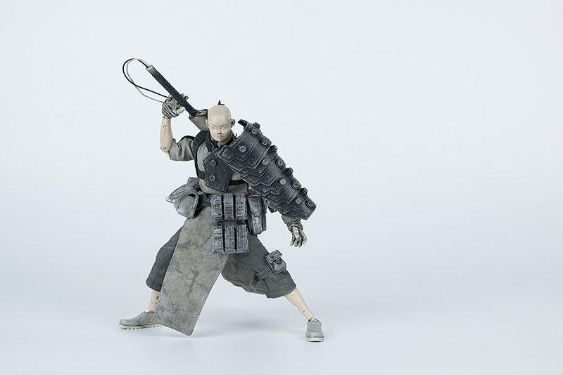 POPBOT(ポップボット)『AP SHOGUN TK TSUKI(AP ショーグンTK・ツキ)』1/12 可動フィギュア-007