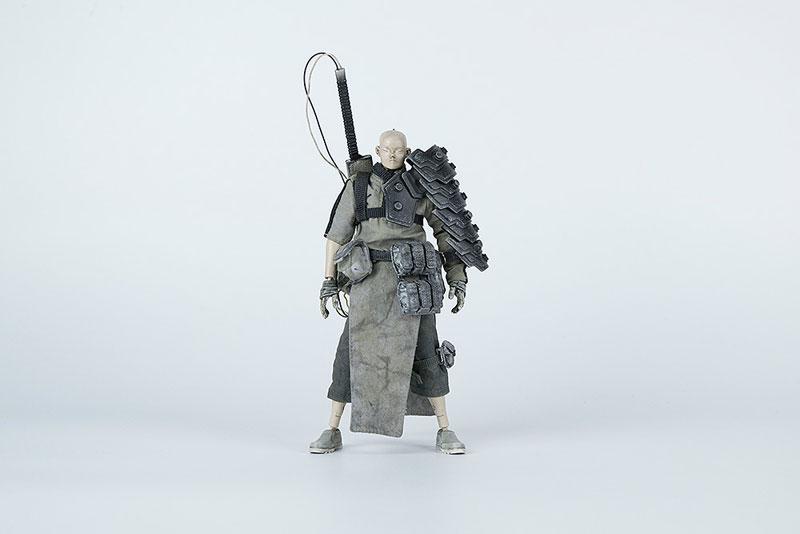 POPBOT(ポップボット)『AP SHOGUN TK TSUKI(AP ショーグンTK・ツキ)』1/12 可動フィギュア-010