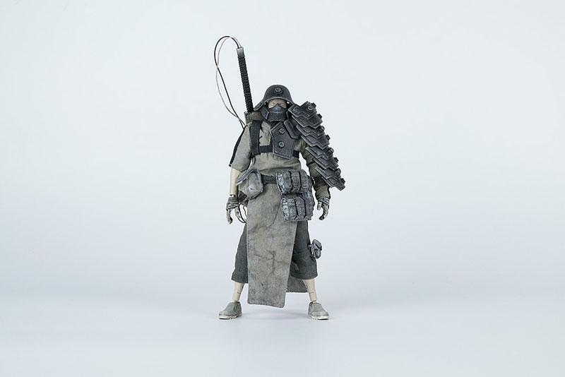 POPBOT(ポップボット)『AP SHOGUN TK TSUKI(AP ショーグンTK・ツキ)』1/12 可動フィギュア-011
