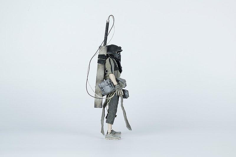 POPBOT(ポップボット)『AP SHOGUN TK TSUKI(AP ショーグンTK・ツキ)』1/12 可動フィギュア-012