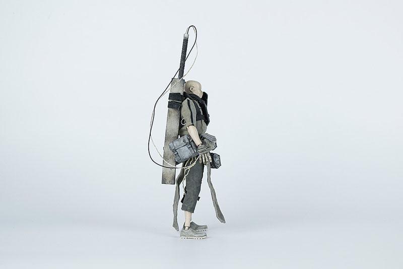 POPBOT(ポップボット)『AP SHOGUN TK TSUKI(AP ショーグンTK・ツキ)』1/12 可動フィギュア-013
