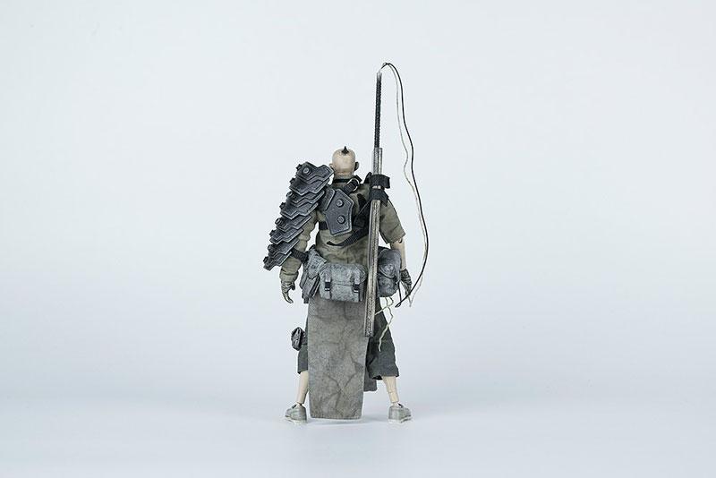 POPBOT(ポップボット)『AP SHOGUN TK TSUKI(AP ショーグンTK・ツキ)』1/12 可動フィギュア-014