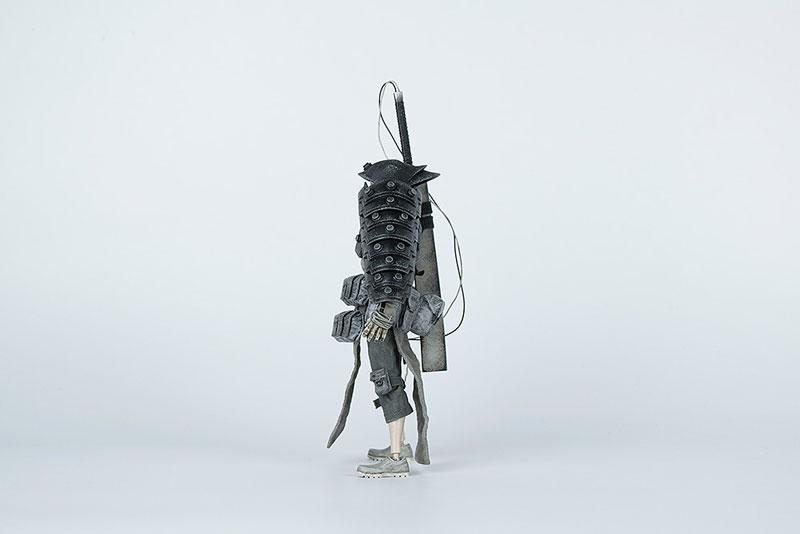 POPBOT(ポップボット)『AP SHOGUN TK TSUKI(AP ショーグンTK・ツキ)』1/12 可動フィギュア-016