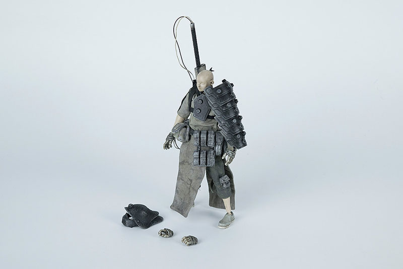 POPBOT(ポップボット)『AP SHOGUN TK TSUKI(AP ショーグンTK・ツキ)』1/12 可動フィギュア-018