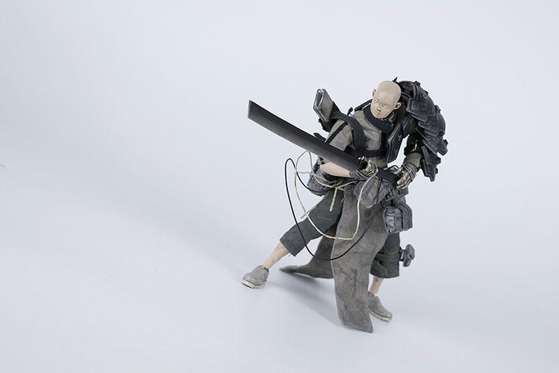 POPBOT(ポップボット)『AP SHOGUN TK TSUKI(AP ショーグンTK・ツキ)』1/12 可動フィギュア-019