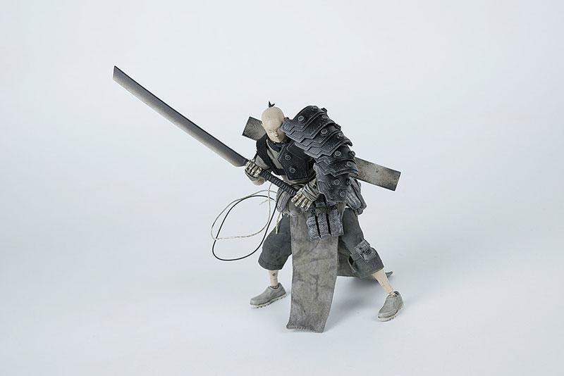 POPBOT(ポップボット)『AP SHOGUN TK TSUKI(AP ショーグンTK・ツキ)』1/12 可動フィギュア-020