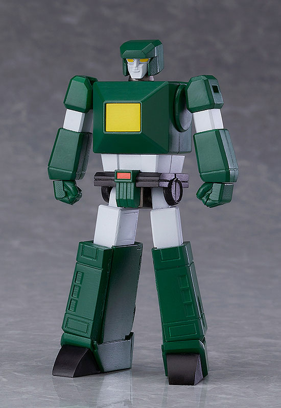 MODEROID 六神合体ゴッドマーズ プラモデル-008