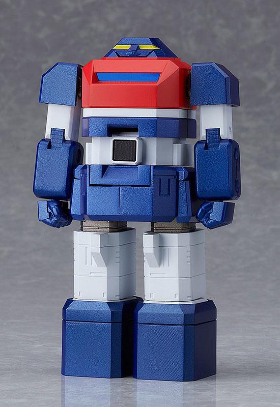 MODEROID 六神合体ゴッドマーズ プラモデル-009