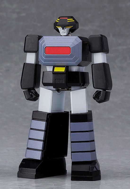 MODEROID 六神合体ゴッドマーズ プラモデル-010