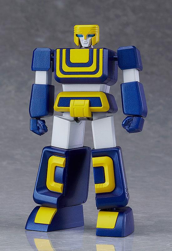 MODEROID 六神合体ゴッドマーズ プラモデル-011