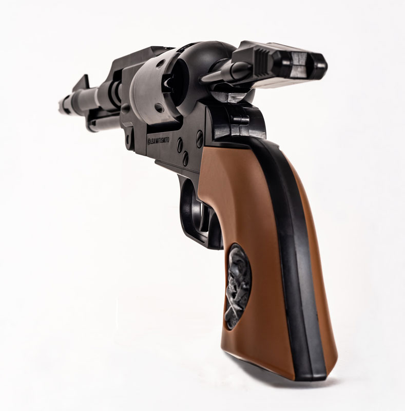 『コスモ ドラグーン(戦士の銃)』1/1 完成品 ウォーターガン-004