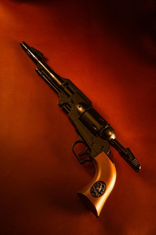 『コスモ ドラグーン(戦士の銃)』1/1 完成品 ウォーターガン-012