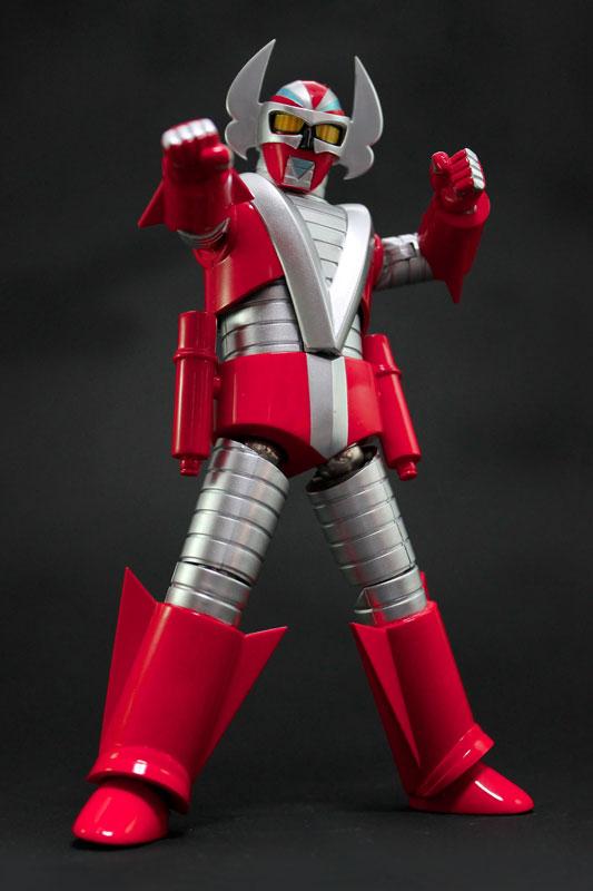 ダイナマイトアクション!『ストロングザボーガー&合体マシンセット』可動フィギュア-002
