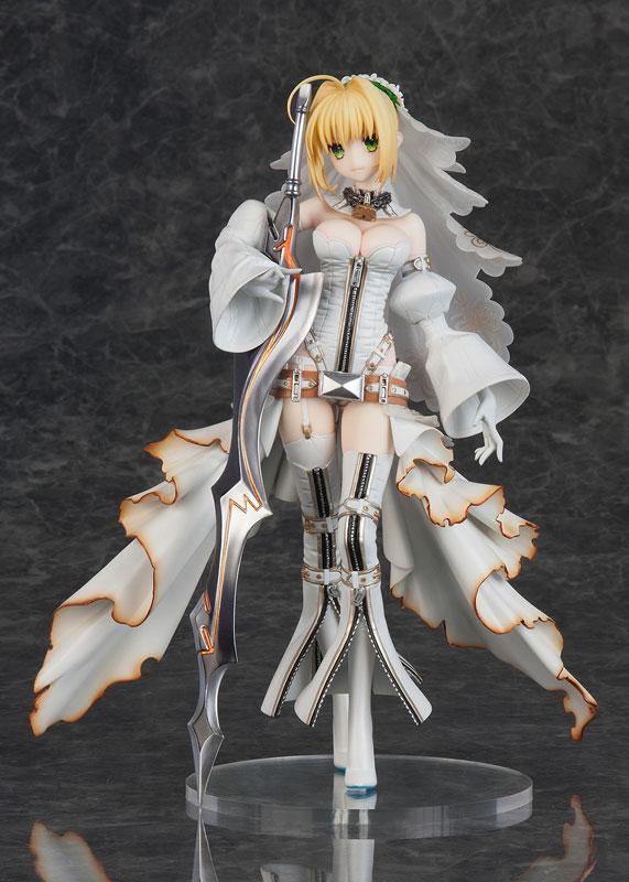 Fate/Grand Order セイバー/ネロ・クラウディウス(ブライド) 完成品フィギュア-001