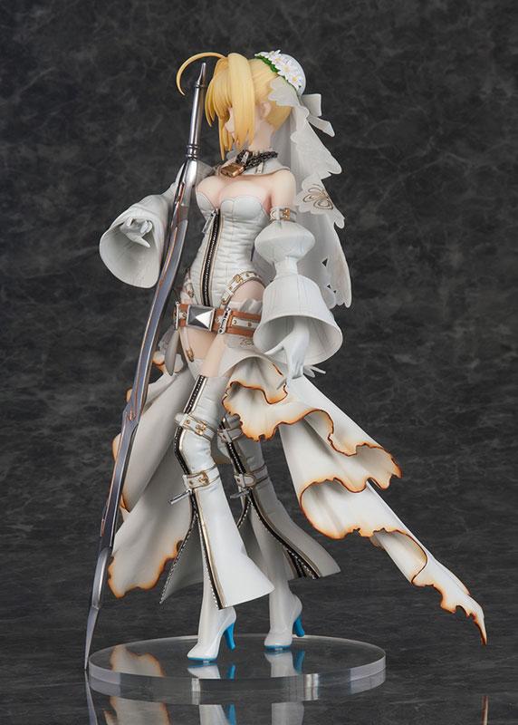 Fate/Grand Order セイバー/ネロ・クラウディウス(ブライド) 完成品フィギュア-003
