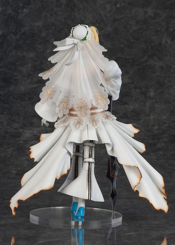 Fate/Grand Order セイバー/ネロ・クラウディウス(ブライド) 完成品フィギュア-004