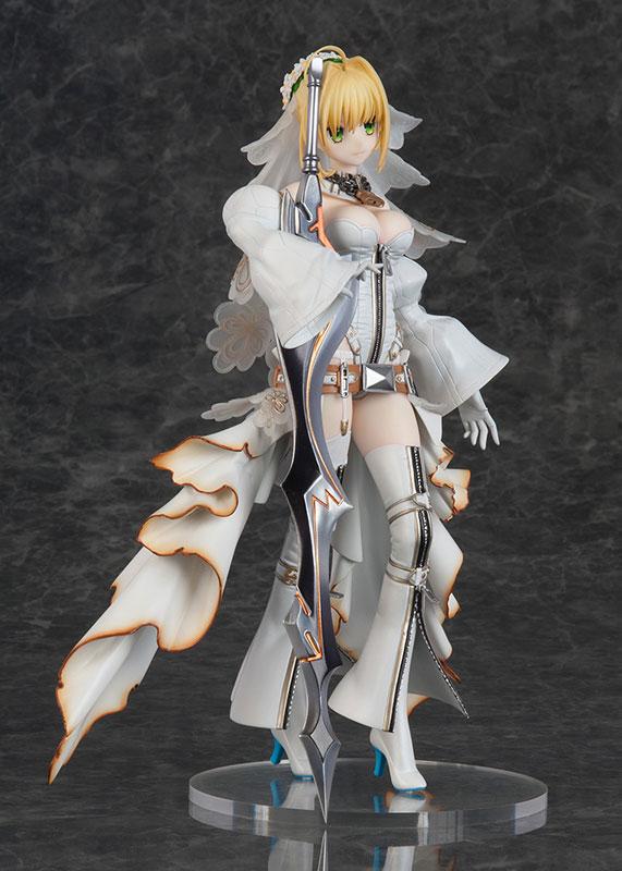 Fate/Grand Order セイバー/ネロ・クラウディウス(ブライド) 完成品フィギュア-005