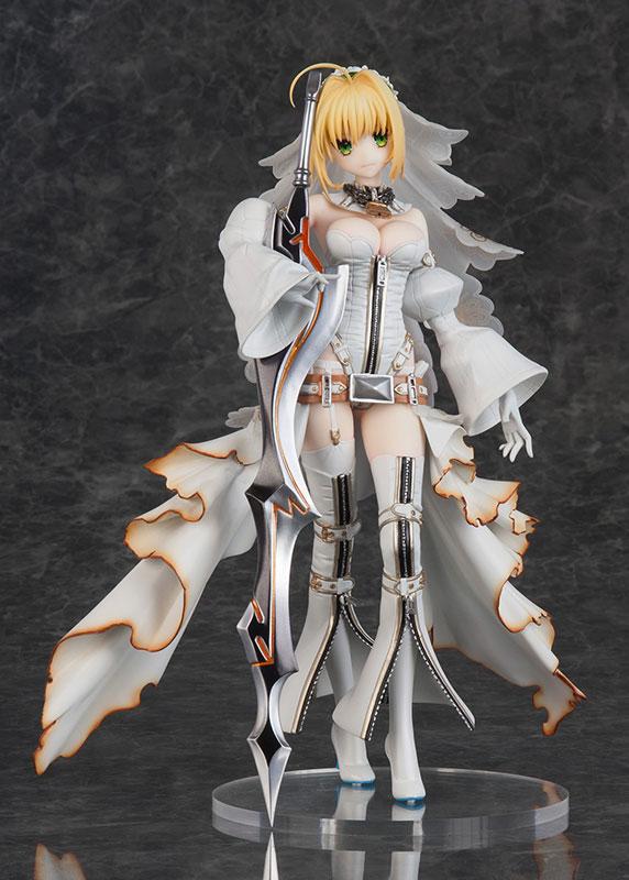 Fate/Grand Order セイバー/ネロ・クラウディウス(ブライド) 完成品フィギュア-006